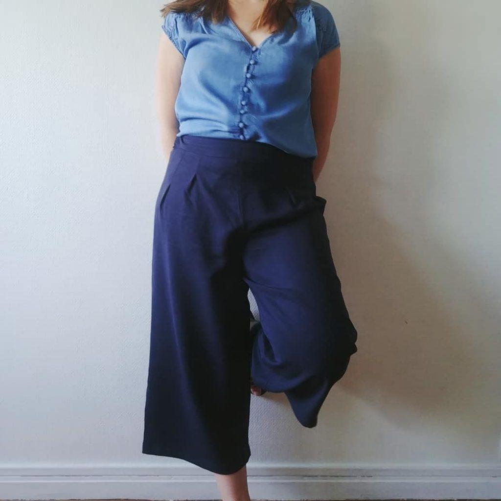 Pantalon Anja Homewear Slow Sunday Paris