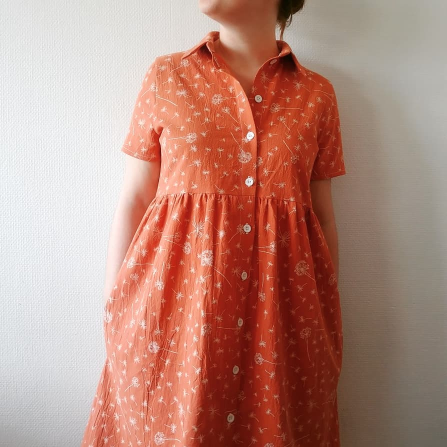Cami Dress Pauline Alice