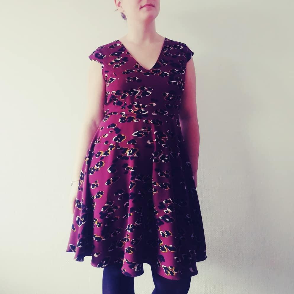Robe personnalisée Atelier Charlotte Auzou