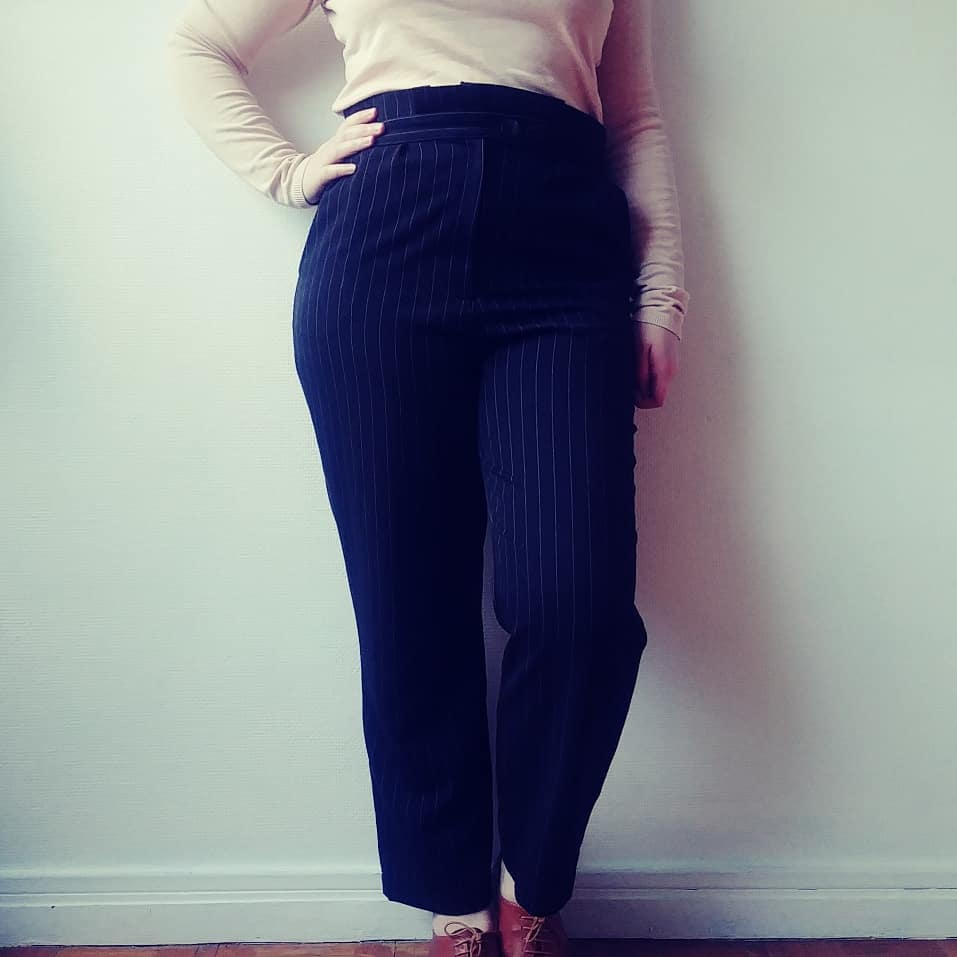 Pantalon Thym Craftine Box